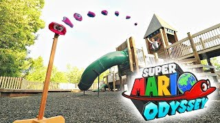 One of Alex CND's most viewed videos: Super Mario Odyssey - TRICK SHOTS