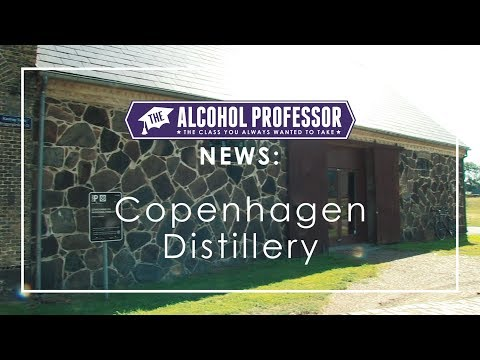 Alcohol Professor News: Copenhagen Distillery