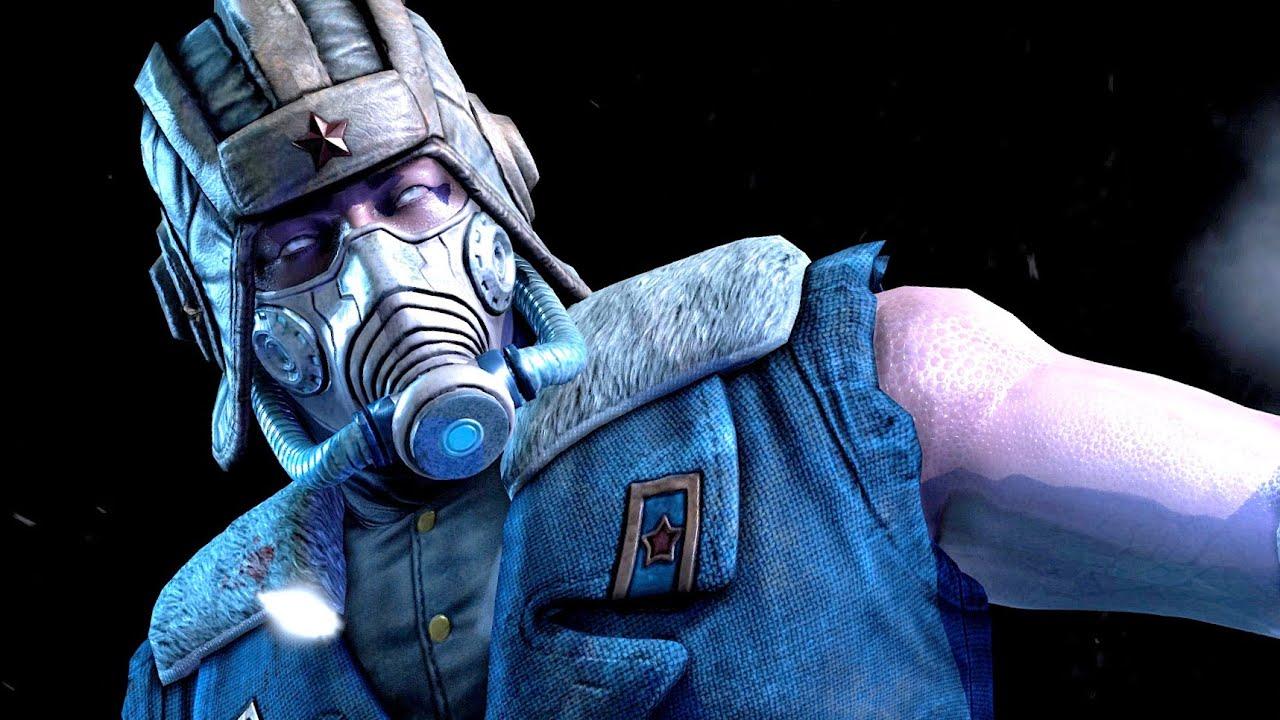 Mortal Kombat X Tundra Sub Zero All Brutalities & Fatalities Ultra GTX 970 - YouTube