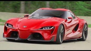 2018 Toyota F1 Supra Twin Turbo Manual Speed