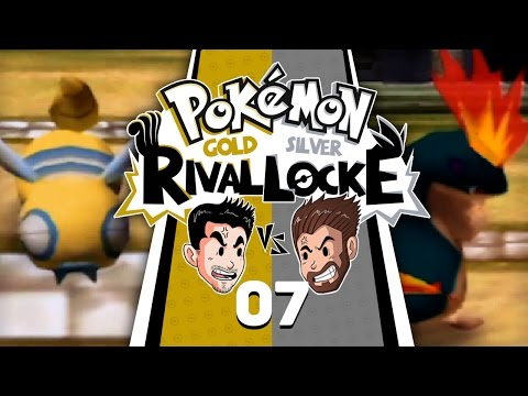 Pokemon Gold and Silver Rivalocke w/ NiPPs & ShadyPenguinn #07 | TAKE THE BUS