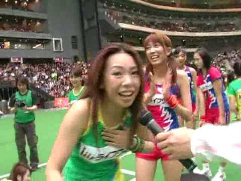 Hello! Project Sports Festival 2006 - Atsuko Inaba (Part 4)