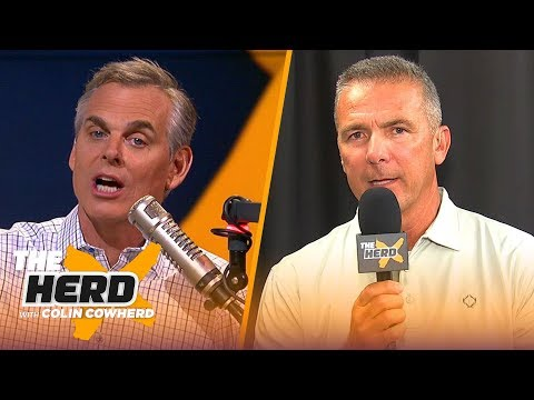 Urban Meyer talks Big Ten football and the start of the Ryan Day era at Ohio State | CFB | THE HERD
