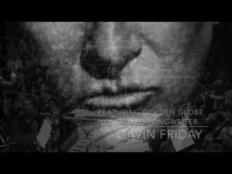 Gavin Friday on Goldenhair by Brian Byrne and James Joyce