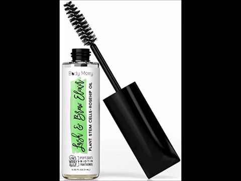 88b433b7529 Body Merry Lash & Brow Elixir Natural serum nourishes follicles to rapidly  thicken and boost eyela