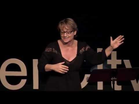 Peace Through Motherhood | Angeliki Giannakopoulos | TEDxCulverCity