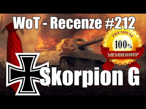World of Tanks Rheinmetall Skorpion G (Recenze #212)