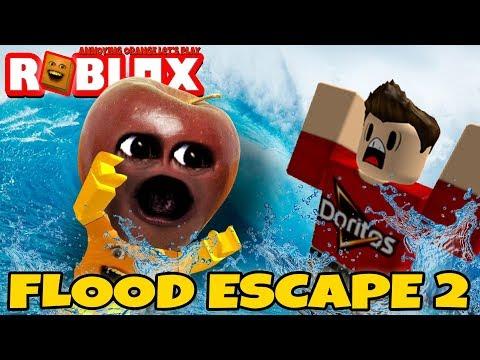Roblox: Flood Escape 2 🌊 🍎  [Midget Apple Plays]