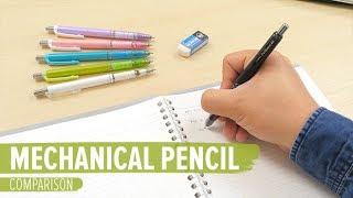 Mechanical Pencil Comparison