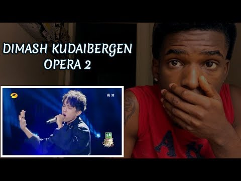 FIRST TIME WATCHING | Dimash Kudaibergen - OPERA 2 | REACTION