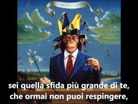 Ali di cera - Marco Masini KARAOKE
