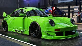 THE BEST CAR  (Porsche RSR) - Need for Speed: Heat Part 43
