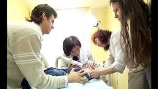 Клиника Возрождение - удаление гемангиомы лазером(, 2011-12-30T13:12:05.000Z)