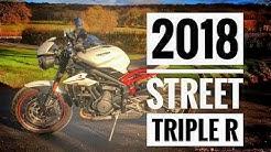 2018 Triumph Street Triple R Review