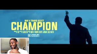 NAV - Champion ft. Travis Scott (Official Music Video) 🔥 REACTION