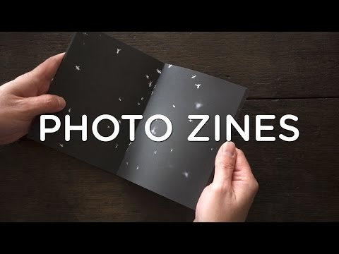 NEW PHOTOGRAPHY ZINES