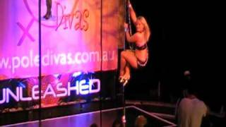 Chains - Amateur Pole Dancing Competition!