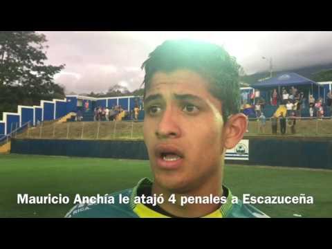 El arquero Mauricio Anchía fue el héroe del Sporting San José