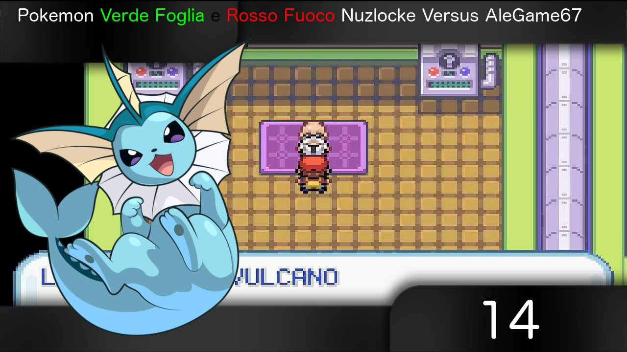 Pokemon verde foglia casino