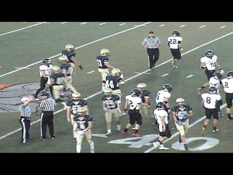 9-18-15 Beloit at Sacred Heart Football