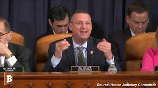 Doug Collins Shreds Schiff for Failure to Show: 'They Know This Is Going Nowhere in the Senate'