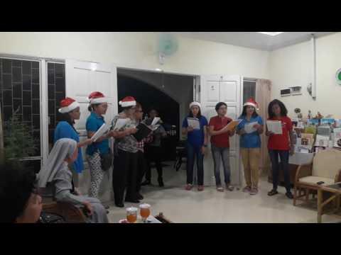 Dili east timor pinoy choir
