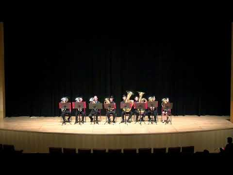 The Times (movement 1 Present) - CDNIS Low Brass 2018