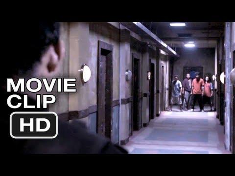 The Raid Redemption #1 Movie CLIP - Hallway Fight (2012) HD