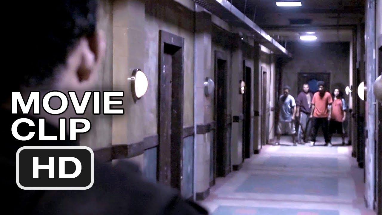 Download The Raid Redemption #1 Movie CLIP - Hallway Fight (2012) HD