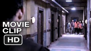 The Raid Redemption #1 Movie CLIP - Hallway Fight (2012) HD