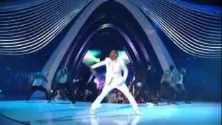 Chris Brown performs Beautiful People ( Benny Benassi ) @ MTV Video Music Awards 2011