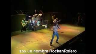 "AC/DC - Rocker (SUB. en Español /HD.1979/ L. T. Be Rock ""To Bon"")."