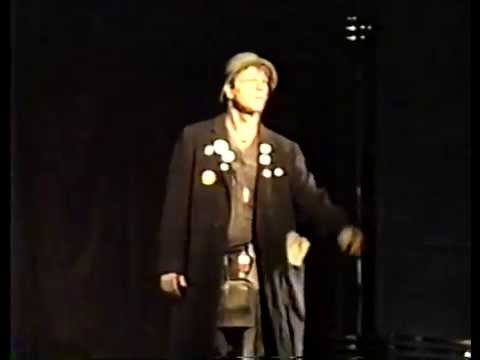Act II of The Right To Remain Silent the original stage production.