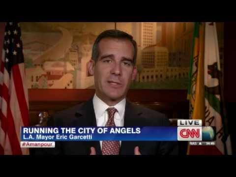 Los Angeles Mayor Eric Garcetti on Immigration Reform (April 29, 2014)