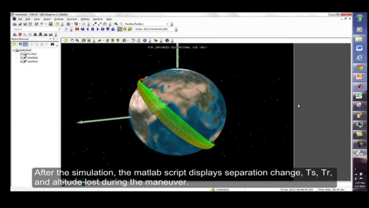 CubeSat Attitude and Orbit Simulation using Adams and Systems Toolkit  Software