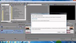 Error Sony Vegas Pro 13 - Dejo de funcionar - solución.