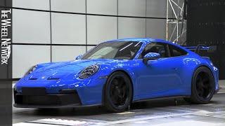 The new Porsche 911 GT3