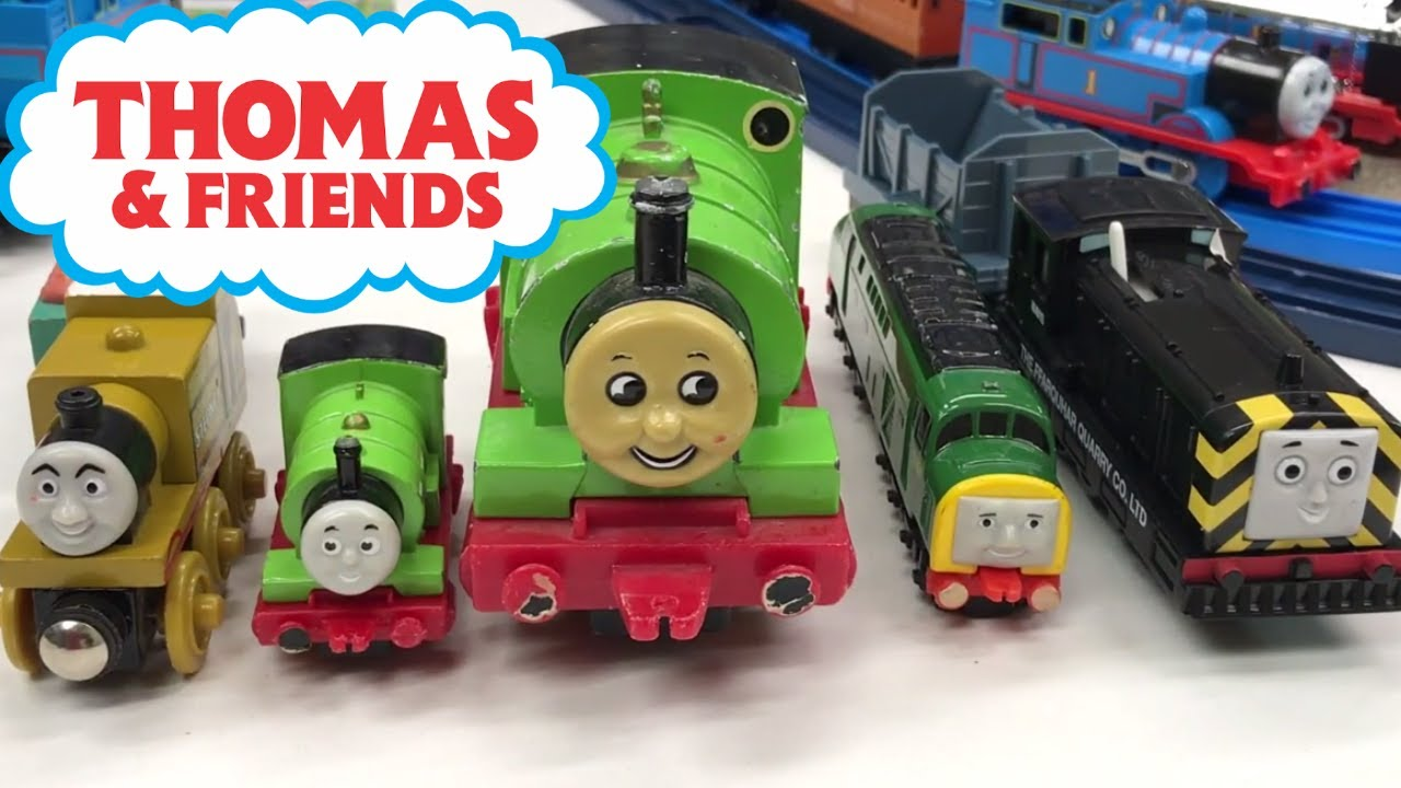 Surprise Ebay Unboxing Thomas And Friends Viewer Suggestions Mavis Vs Everybody