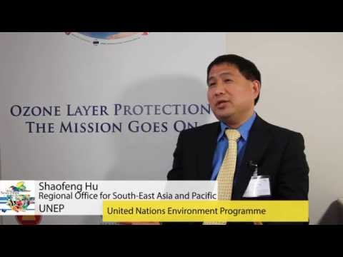Shaofeng Hu (South East Asia and Pacific) - OzonAction Regional News Drops