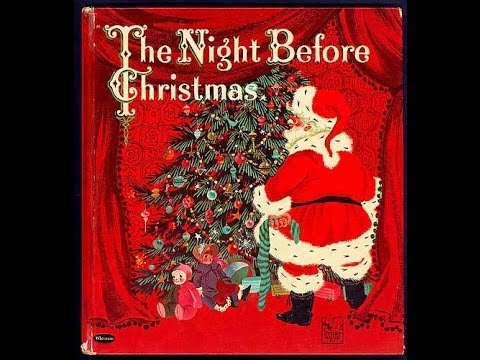 Twas the Night Before Christmas - An ASMR Storybook Reading with ...
