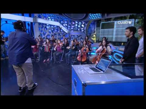 Carlos Jean en el hormiguero 07-03-2011