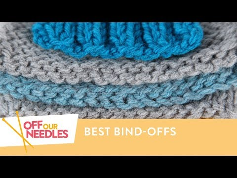 Knitting So Good You Never Want to End + Favorite Bind-Offs | Off Our Needles S3E24