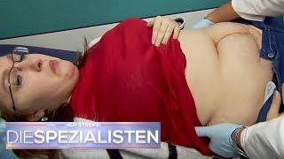 Junge Mutter: Ist dieses Mädchen schwanger mit 16? | Die Spezialisten | SAT.1 TV