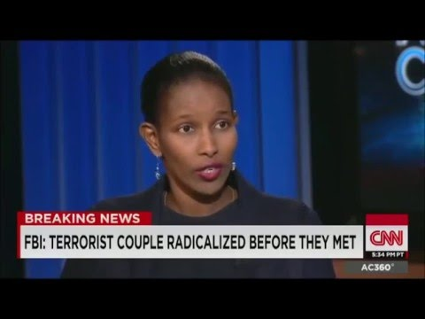 Ayaan Hirsi Ali On CNN