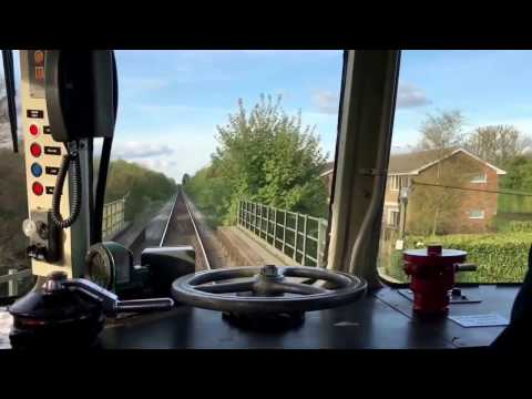Chiltern Railways Class 121 Bubble Car + Experience *HD*