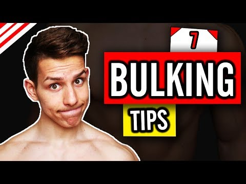 Bulking Tips For Skinny Guys - 7 Tips Proven To Work For You!
