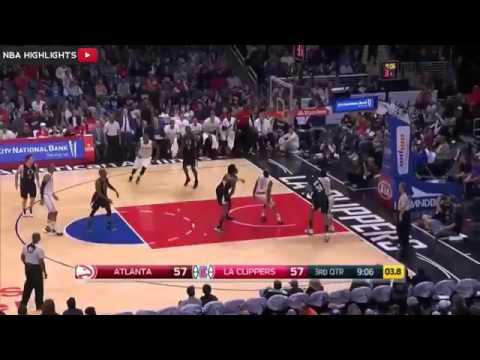 Atlanta Hawks vs LA Clippers   Full Game Highlights   March 5, 2016   NBA 2015 16 Season