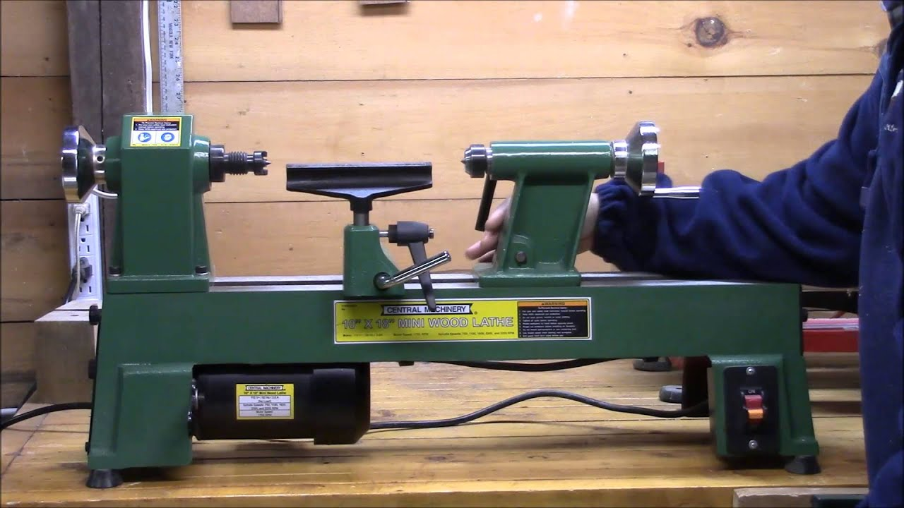 Wood Lathe Stand Harbor Freight