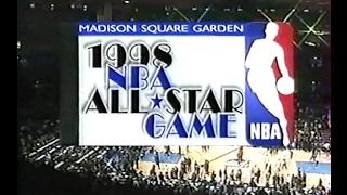 NBA All Star Game 1998 - VF - George Eddy
