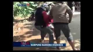 Kampung Narkoba Di Madura, Jawa Timur, Digerebek - BIM 20/05